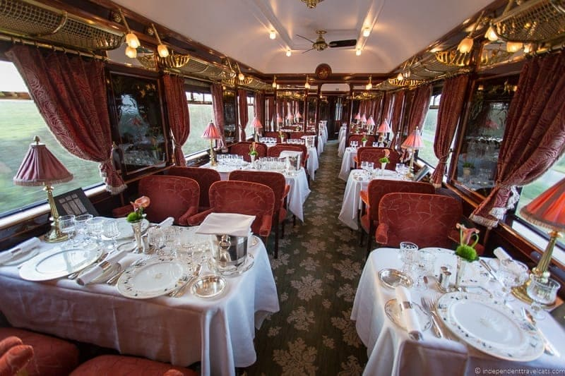 Venice Simplon Orient Express Train A Luxury Train  : L Oriental dining carbyLaurence Norah 2 from independenttravelcats.com size 800 x 533 jpeg 74kB